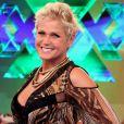 Aos 50 anos, Xuxa estaria planejando engravidar do namorado, Junno Andrade. A informação é do colunista Leo Dias, do jornal carioca 'O Dia' de 2 de julho de 2013