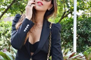 Mariana Rios reflete no Instagram após separação de Di Ferrero