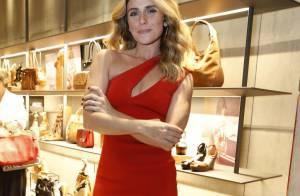 Famosas apostam em vestidos vermelhos. Veja fotos e inspire-se nos looks!