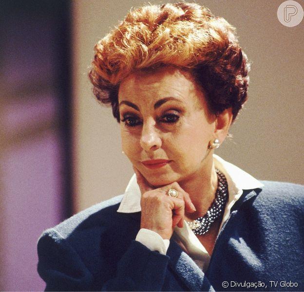 Odete Roitmann (Beatriz Segall) ocupa o primeiro lugar no top 20 vilãs de novela, ranking selecionado pelo Purepeople em setembro de 2015