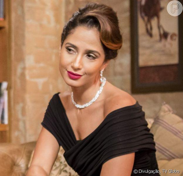 Moda de novela: repaginada, Regina (Camila Pitanga) esbanja elegância em 'Babilônia'