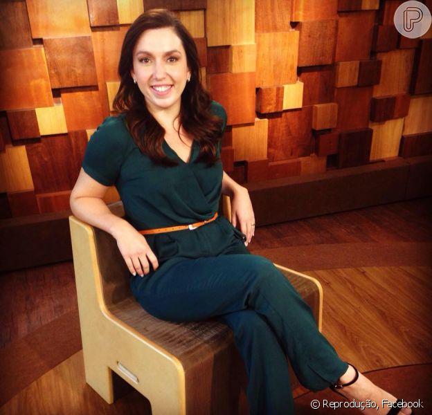 Marina Machado, apresentadora da prévia do 'MasterChef Brasil', informou ao telespectador quem venceria a prova entre as equipes antes de ser exbida na noite desta terça-feira, 04 de agosto de 2015