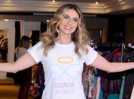 Giovanna Antonelli promove bazar beneficente em SP após madrugada trabalhando