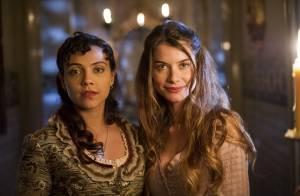 Novela 'Além do Tempo': Anita se apaixona por Roberto e Lívia se torna sua rival