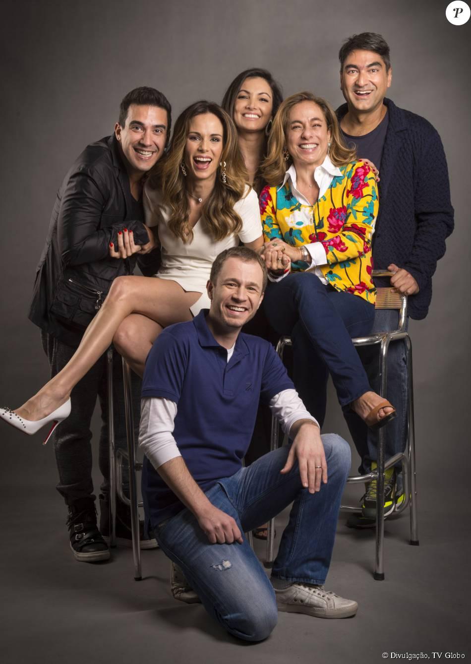 'É de Casa' recebe Fátima Bernardes na estreia, mas é criticado: 'Bagunçado', neste sábado, 8 de agosto de 2015