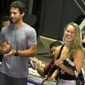 Flávio Canto vai assumir namoro com Ronda Rousey em breve, diz colunista