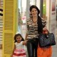 Samara Felippo e Leandrinho são pais de Alícia, de 4 anos