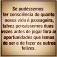 Samara Felippo publica mensagem de reflexão no Instagram, em 7 de julho de 2013