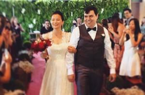Jiang Pu se casa em São Paulo e reúne colegas do 'MasterChef Brasil'. Fotos!