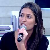 Maria Joana procurou personal trainer para voltar a 'Malhação': 'Mais fininha'