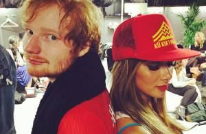 Ed Sheeran é apontado como namorado de Nicole Scherzinger; cantora nega romance