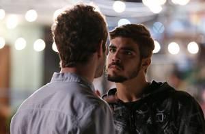 'I Love Paraisópolis': Grego briga com Benjamin por causa de Margot. 'Babaca'