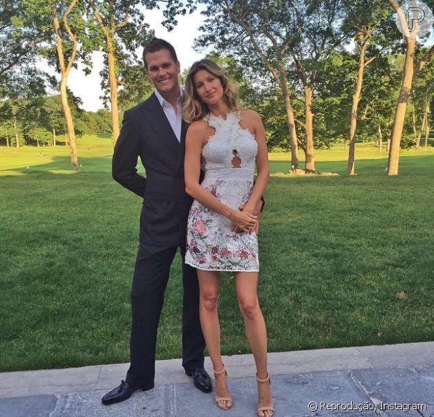 A notícia da crise no casamento de Gisele Bündchen e Tom Brady causou alvoroço entre os fãs do casal. A informação dos rumores de separação foi divulgada pela revista 'Magazine Ok'
