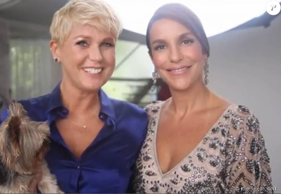 Ivete Sangalo não vai mais prestigiar a estreia do programa de Xuxa na Record, com receio de provocar a Rede Globo