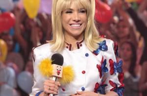 Patricia Abravanel se transforma em Xuxa para o seu programa no SBT. Fotos!