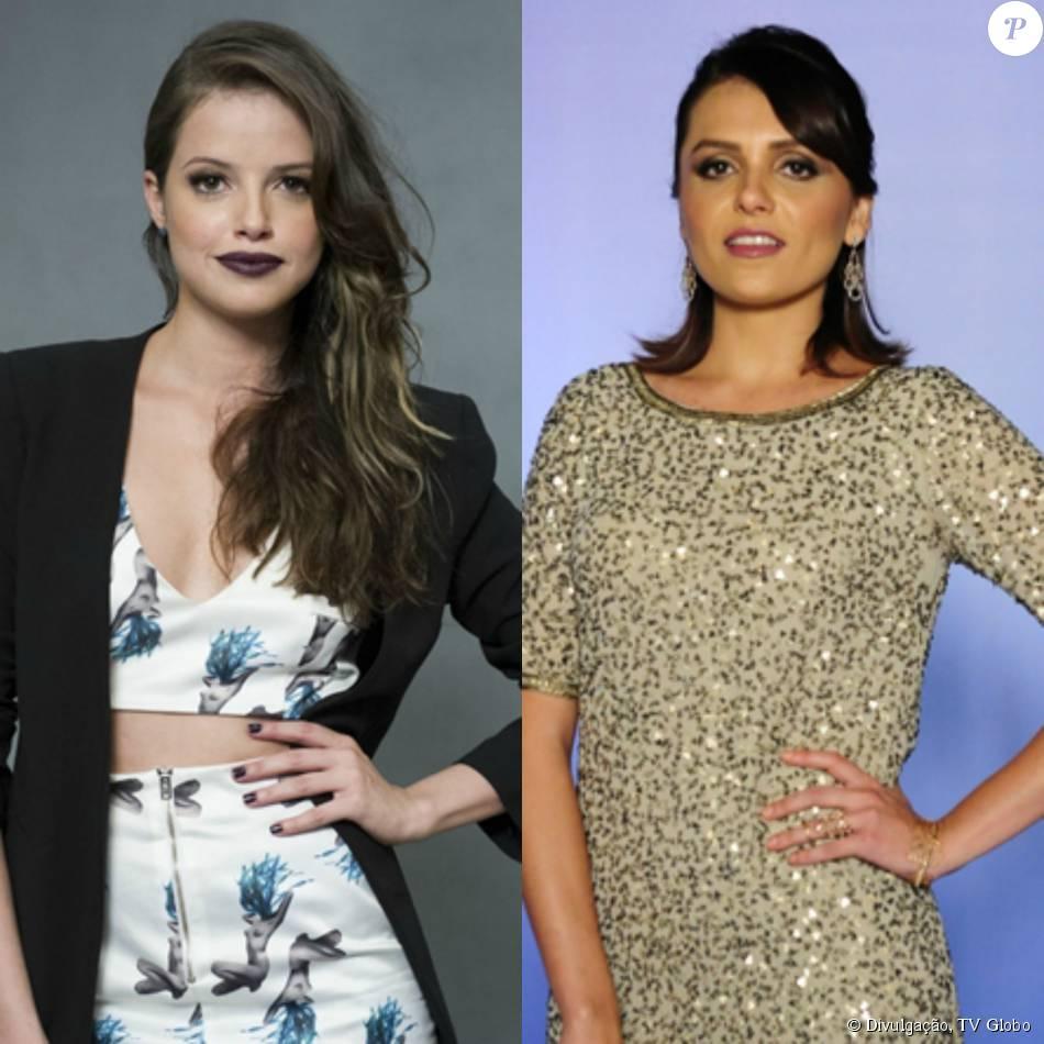 Agatha Moreira é confirmada na novela 'Haja Coração', remake de 'Sassaricando'; Na contramão, Monica Iozzi deixa o elenco