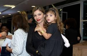 Grazi Massafera sobre a filha: 'Não gosto que julguem se ela é bonita ou feia'