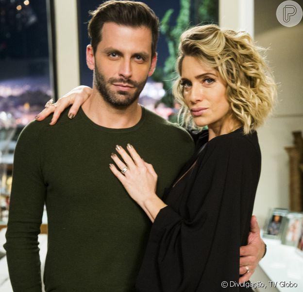 Soraya (Leticia Spiller) se separa de Gabo (Henri Castelli) e o expulsa de casa, na novela 'I Love Paraisópolis', a partir de 28 de agosto de 2015