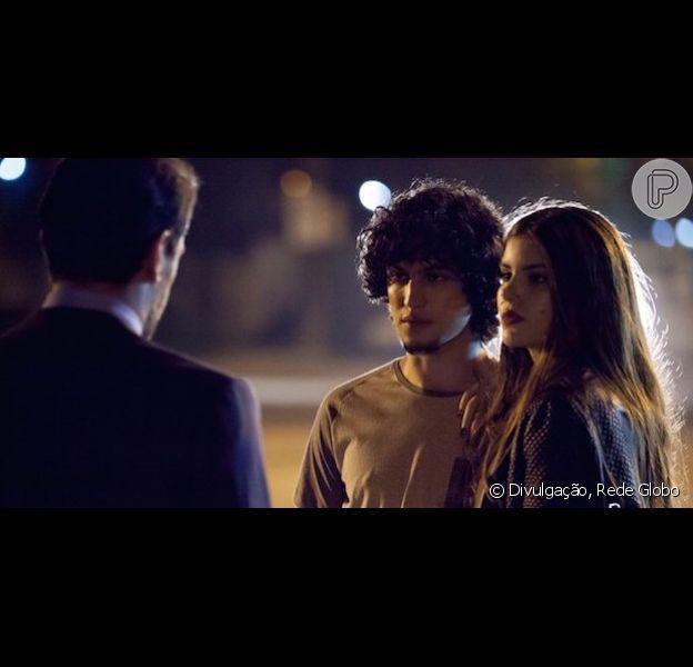 Guilherme (Gabriel Leone) será ameaçado por Alex (Rodrigo Lombardi) depois que o empresário descobrir que o estudante ofereceu dinheiro para transar com Angel (Camila Queiroz)