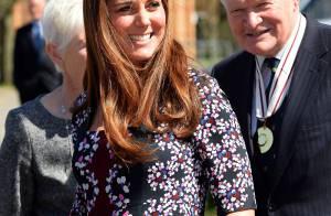 Grávida, Kate Middleton teve desejo por comida vegetariana