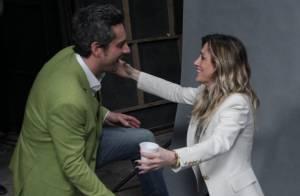 'Alexandre Nero é um fenômeno de beleza sexual', diz diretora de A Regra do Jogo
