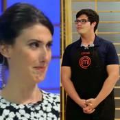 'MasterChef Brasil': Paola Carosella chora com a eliminação de Lucas. 'Não pare'