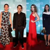 Cláudia Abreu e Marcos Palmeira prestigiam evento da HBO no Rio. Veja looks!