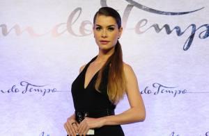 Alinne Moraes abre mão da vaidade para novela: 'Nem sobrancelha, nem buço'