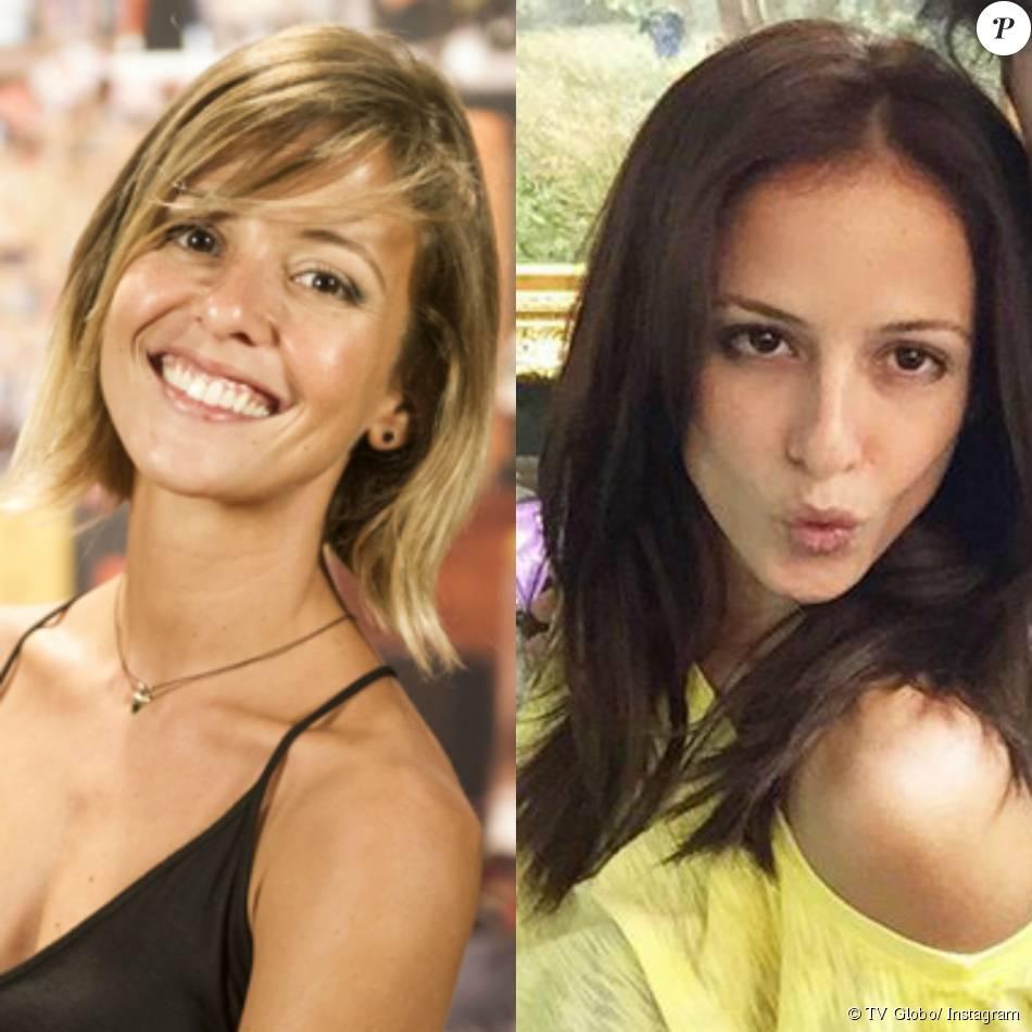 O antes e depois da transformação da atriz Fernanda de Freitas