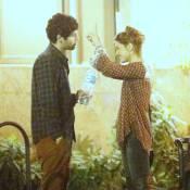 Affair de Dudu Azevedo é a atriz gaúcha Marcela Peringer:'Não estamos namorando'
