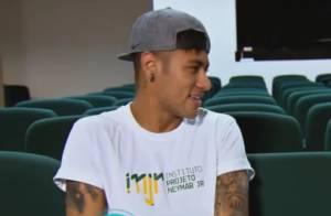 Neymar comenta temperamento explosivo: 'Sou um cara que não gosta de perder'