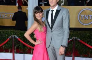 Lea Michele pede privacidade depois da morte do namorado, Cory Monteith