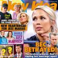 Segundo a revista 'New Idea Magazine', Mariah estaria grávida do empresário australiano James Packer