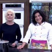 Ana Maria Braga confunde nome de Totia Meireles no 'Super Chef': 'Linda Sofia'