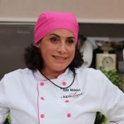 'Mais Você': Totia Meireles é eliminada do 'Super Chef Celebridades'