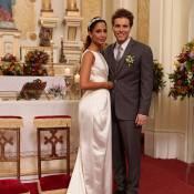 Regina se casa em 'Babilônia' com look que Camila Pitanga usaria em outra novela