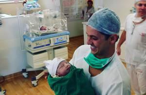 Fernanda Gentil já é mamãe! Nasce Gabriel, primeiro filho da jornalista, no Rio