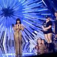 """Nicki Minaj reclamou no Twitter que não foi indicada na categoria """"Melhor Video do Ano"""" por uma atitude racista da MTV"""