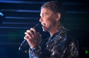Netinho canta cinco músicas em sua volta aos palcos, mas comemora: 'Uma vitória'