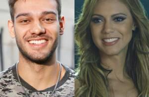Lucas Lucco está namorando vocalista da banda Cheiro de Amor, Vina Calmon