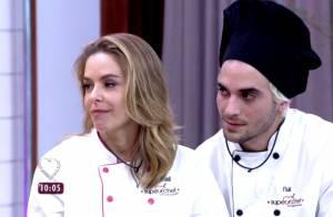 Fiuk e Bianca Rinaldi são finalistas do 'Super Chef Celebridades': 'Levo jeito'