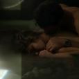 Na novela das onze da Globo, Angel e Alex tiveram seu primeiro encontro como amantes no quarto de hotel alugado pelo empresário