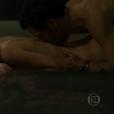 Cena de sexo entre Angel e Alex no capítulo deste terça-feira, dia 1º de setembro de 2015, de 'Verdades Secretas', causou alvoroço nas redes sociais