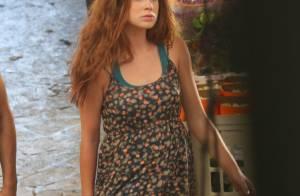 Marina Ruy Barbosa conta que nova personagem fala palavrão: 'Mal-educada'