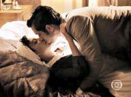 'Além do Tempo': Roberto engana Anita com 'noivado secreto' e a leva para a cama