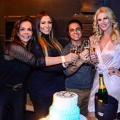 Thammy Miranda festeja aniversário ao lado da namorada: 'Do meu lado sempre!'