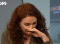 Leilane Neubarth se emociona ao falar sobre a morte do menino sírio: 'Choque'