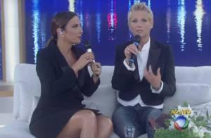 Xuxa comenta suposto romance com Ivete Sangalo: 'Se eu tivesse um caso, falaria'
