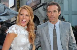 Blake Lively está grávida de seu primeiro filho com Ryan Reynolds