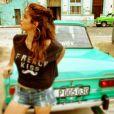 Nanda Costa posou para a 'Playboy' em Cuba